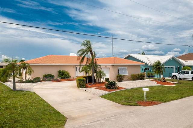 79 Tropicana Drive, Punta Gorda, FL 33950 (MLS #C7448712) :: Carmena and Associates Realty Group
