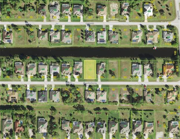 280 Long Meadow Lane, Rotonda West, FL 33947 (MLS #C7448732) :: GO Realty