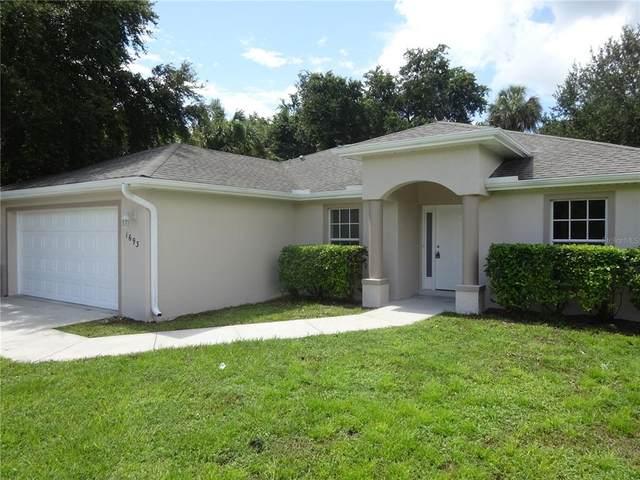 1693 S San Mateo Drive, North Port, FL 34288 (MLS #C7448755) :: Gate Arty & the Group - Keller Williams Realty Smart