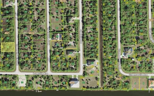 10475 Port Everglades Street, Port Charlotte, FL 33981 (MLS #C7448787) :: Sarasota Property Group at NextHome Excellence