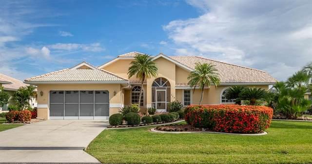 528 Toulouse Drive, Punta Gorda, FL 33950 (MLS #C7448791) :: The Paxton Group