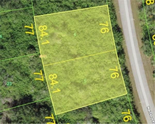 8071 Welsford Road, Port Charlotte, FL 33981 (MLS #C7448795) :: Sarasota Property Group at NextHome Excellence