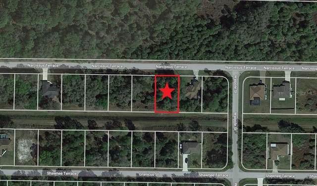 Lot 32 Narcissus Terrace, North Port, FL 34286 (MLS #C7448819) :: GO Realty