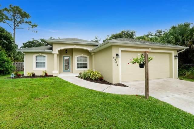 2362 Homestead Circle, North Port, FL 34286 (MLS #C7448828) :: Sarasota Gulf Coast Realtors