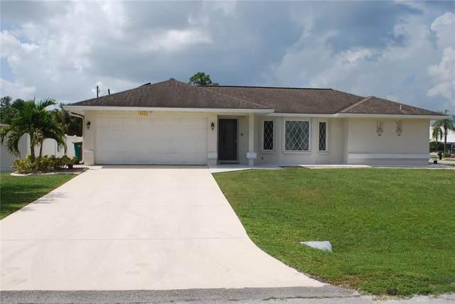 1011 E Ryswick Street, Port Charlotte, FL 33980 (MLS #C7448829) :: Lockhart & Walseth Team, Realtors