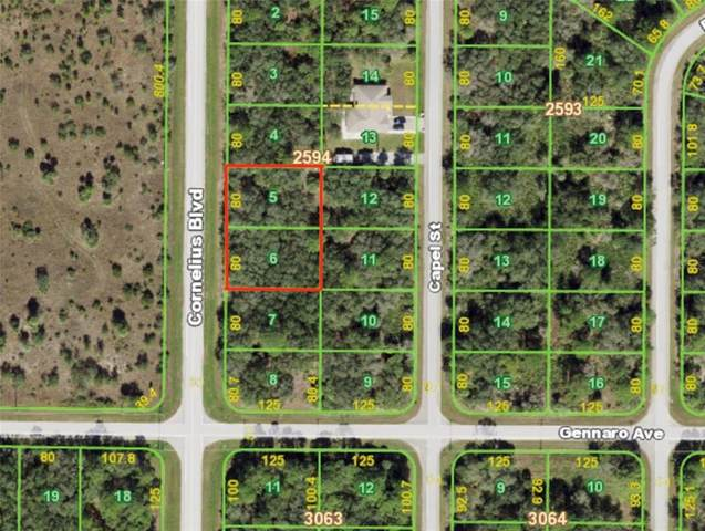1504 & 1512 Cornelius Boulevard, Port Charlotte, FL 33953 (MLS #C7448859) :: Vacasa Real Estate