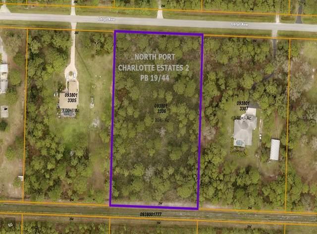 Leryl Avenue, North Port, FL 34286 (MLS #C7448909) :: Premium Properties Real Estate Services