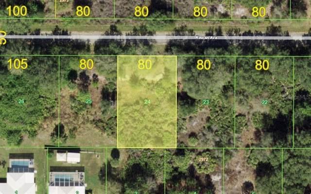14435 Rowan Avenue, Port Charlotte, FL 33953 (MLS #C7448922) :: Gate Arty & the Group - Keller Williams Realty Smart
