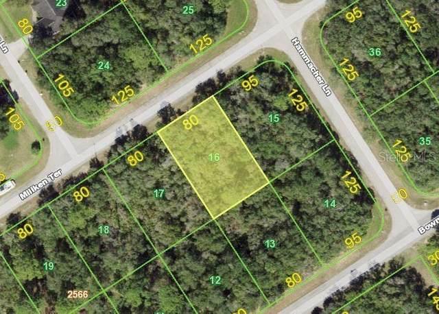 1430 Miliken Terrace, Port Charlotte, FL 33953 (MLS #C7448926) :: Vacasa Real Estate
