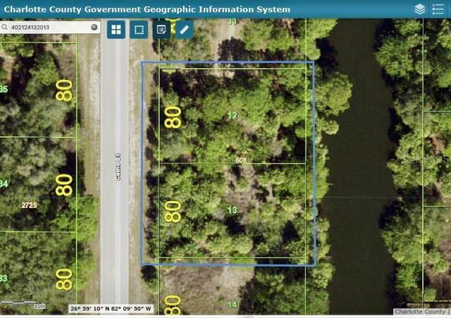 3100 & 3108 Como Street, Port Charlotte, FL 33948 (MLS #C7448940) :: Gate Arty & the Group - Keller Williams Realty Smart