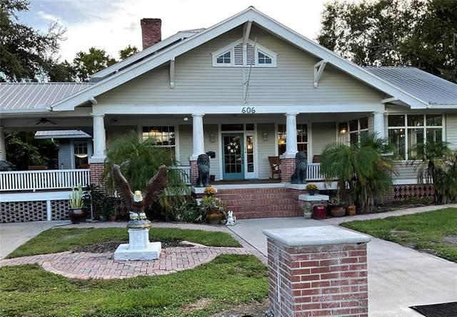 606 E Oak Street, Arcadia, FL 34266 (MLS #C7448944) :: Prestige Home Realty