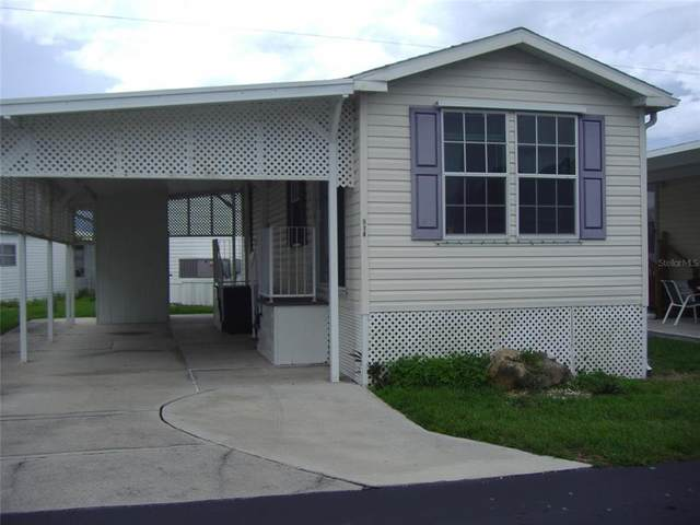 8320 Riverside Drive 51A, Punta Gorda, FL 33982 (MLS #C7448947) :: Century 21 Professional Group