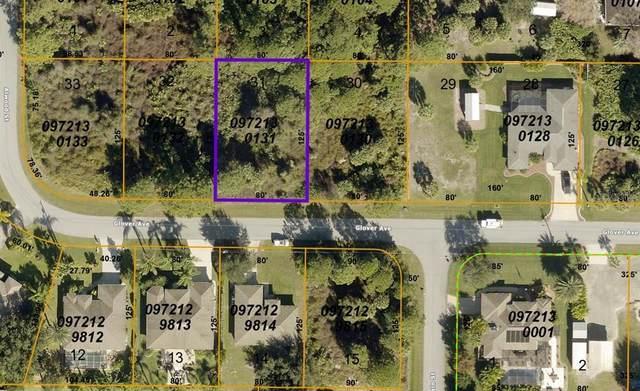 Glover Avenue, North Port, FL 34291 (MLS #C7448957) :: RE/MAX Elite Realty