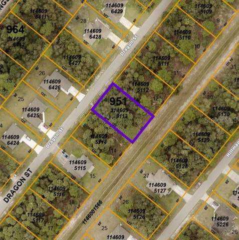 Dragon Street, North Port, FL 34288 (MLS #C7448960) :: Globalwide Realty