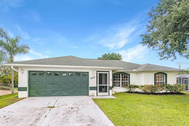 2497 Logsdon Street, North Port, FL 34287 (MLS #C7448978) :: The Hustle and Heart Group