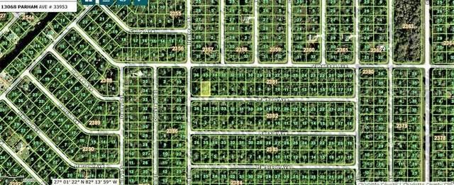 13068 Parham Avenue, Port Charlotte, FL 33953 (MLS #C7448980) :: Globalwide Realty