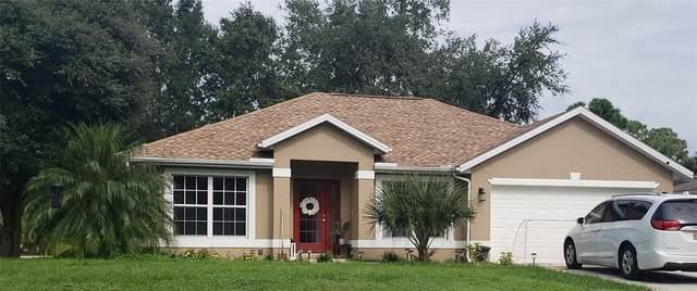 3615 Duluth Terrace, North Port, FL 34286 (MLS #C7448994) :: Sarasota Gulf Coast Realtors