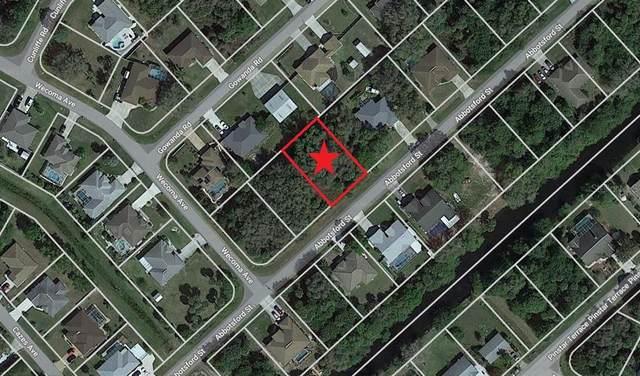 Lot 12 Abbotsford Street, North Port, FL 34287 (MLS #C7449001) :: GO Realty