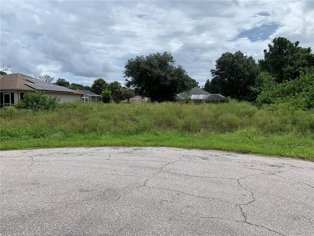 105 Cottage Place, Rotonda West, FL 33947 (MLS #C7449030) :: The Robertson Real Estate Group