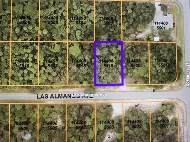 Las Almanos Avenue, North Port, FL 34288 (MLS #C7449046) :: Gate Arty & the Group - Keller Williams Realty Smart