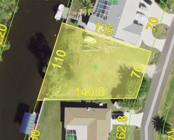 156 Dartmouth Drive NW, Port Charlotte, FL 33952 (MLS #C7449047) :: Burwell Real Estate