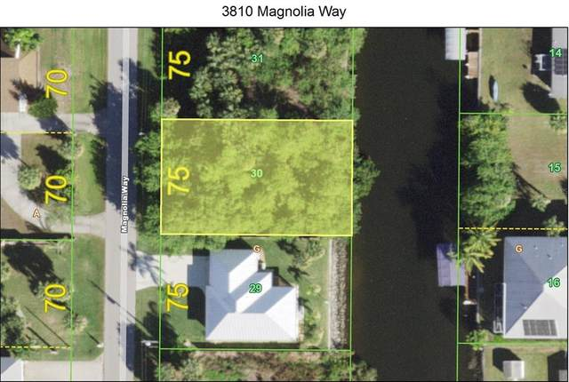 3810 Magnolia Way, Punta Gorda, FL 33950 (MLS #C7449087) :: Keller Williams Realty Peace River Partners