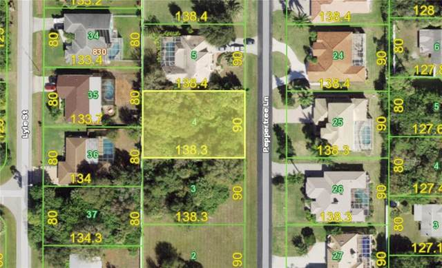 1241 Peppertree Lane, Port Charlotte, FL 33952 (MLS #C7449094) :: RE/MAX Elite Realty