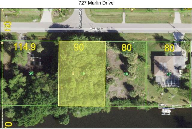 727 Marlin Drive, Punta Gorda, FL 33950 (MLS #C7449103) :: The Curlings Group