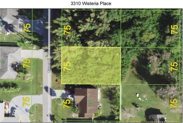3310 Wisteria Place, Punta Gorda, FL 33950 (MLS #C7449114) :: Keller Williams Realty Peace River Partners