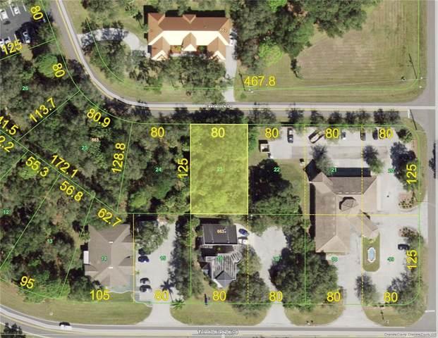 1531 Castlerock Lane, Port Charlotte, FL 33948 (MLS #C7449124) :: GO Realty