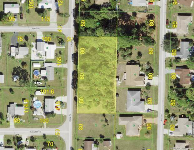 1231 Drury Lane, Englewood, FL 34224 (MLS #C7449126) :: EXIT Gulf Coast Realty