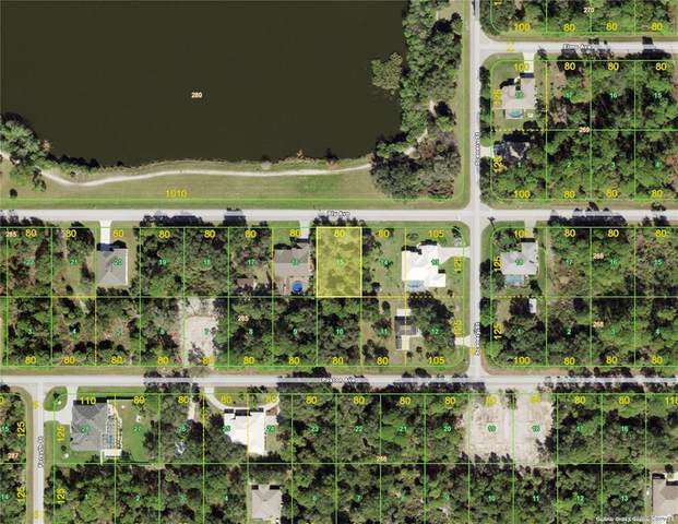 18173 Bly Avenue, Port Charlotte, FL 33948 (MLS #C7449130) :: The Paxton Group