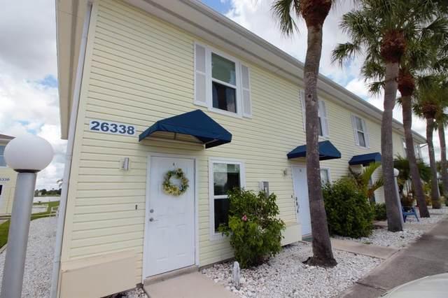 26338 Rampart Boulevard #801, Punta Gorda, FL 33983 (MLS #C7449141) :: RE/MAX LEGACY