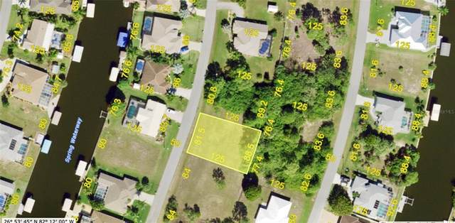 9253 Spring Circle, Port Charlotte, FL 33981 (MLS #C7449148) :: RE/MAX Elite Realty