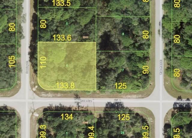 16424 Ester Avenue, Port Charlotte, FL 33948 (MLS #C7449170) :: The Curlings Group