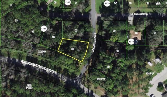 11508 N Landover Terrace, Citrus Springs, FL 34434 (MLS #C7449190) :: Carmena and Associates Realty Group