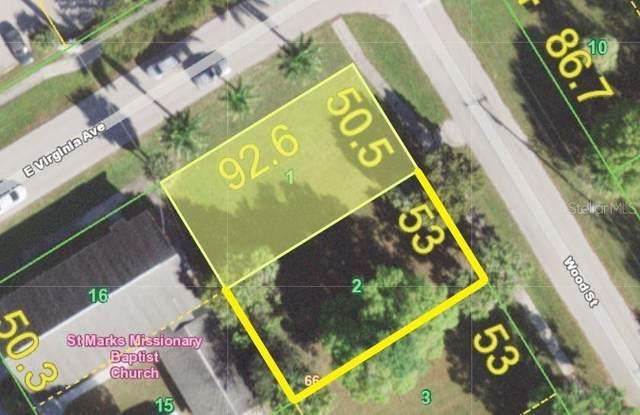 297 E Virginia Ave & 407 Wood St, Punta Gorda, FL 33950 (MLS #C7449193) :: Bustamante Real Estate