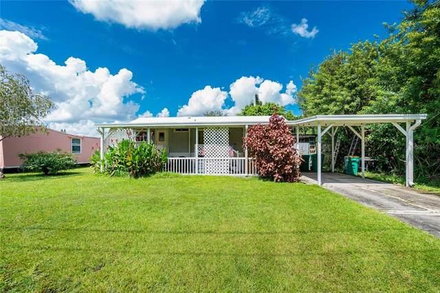 1606 Hemlock Avenue, Punta Gorda, FL 33950 (MLS #C7449196) :: Gate Arty & the Group - Keller Williams Realty Smart