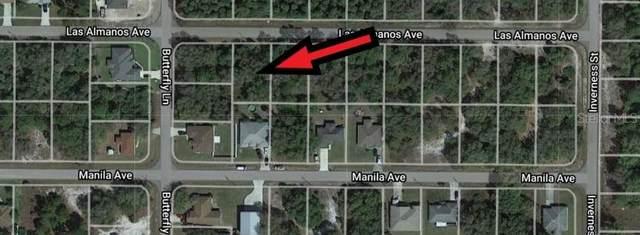 Las Almanos Avenue, North Port, FL 34288 (MLS #C7449228) :: EXIT Gulf Coast Realty