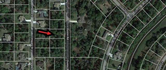 Dustin Road, North Port, FL 34288 (MLS #C7449236) :: Gate Arty & the Group - Keller Williams Realty Smart