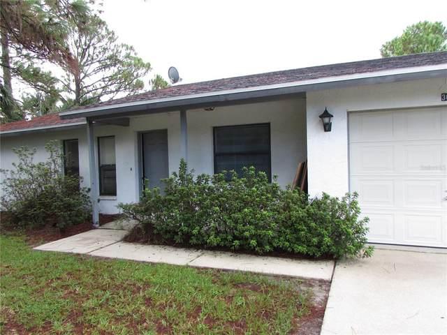 3009 Nansen Lane, North Port, FL 34286 (MLS #C7449246) :: Gate Arty & the Group - Keller Williams Realty Smart