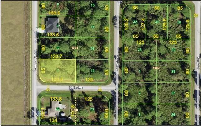 12006 Leda Avenue, Port Charlotte, FL 33981 (MLS #C7449249) :: Dalton Wade Real Estate Group
