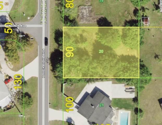 3204 Port Charlotte Boulevard, Port Charlotte, FL 33952 (MLS #C7449254) :: Dalton Wade Real Estate Group