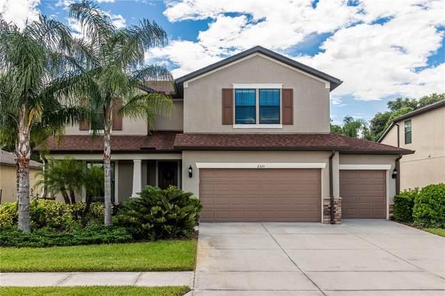 2571 Sherman Oak Drive, North Port, FL 34289 (MLS #C7449260) :: Dalton Wade Real Estate Group