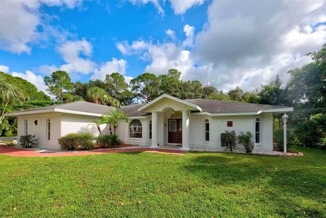 4260 Hamwood Street, North Port, FL 34287 (MLS #C7449262) :: The Hesse Team