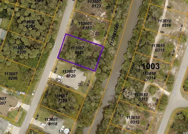 Carolina Street, North Port, FL 34288 (MLS #C7449263) :: Gate Arty & the Group - Keller Williams Realty Smart