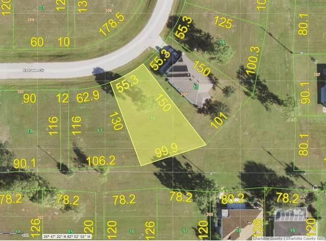 25396 Estrada Cir, Punta Gorda, FL 33955 (MLS #C7449270) :: Gate Arty & the Group - Keller Williams Realty Smart