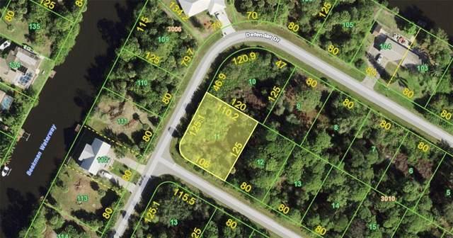 12270 Greenleaf Lane, Port Charlotte, FL 33953 (MLS #C7449275) :: Gate Arty & the Group - Keller Williams Realty Smart