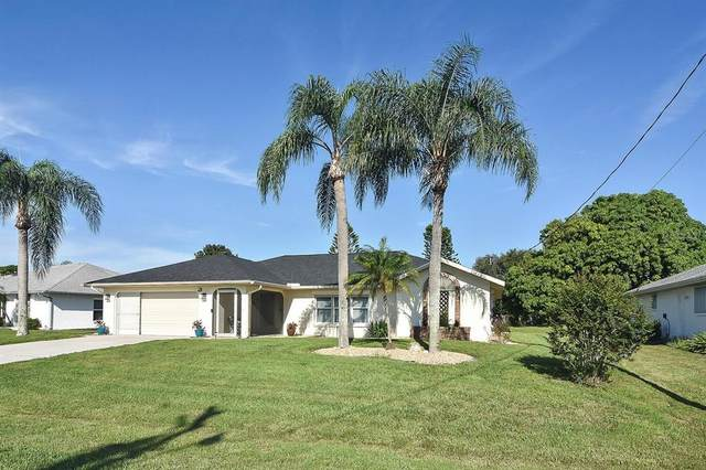 21 Bunker Way, Rotonda West, FL 33947 (MLS #C7449300) :: The Hustle and Heart Group