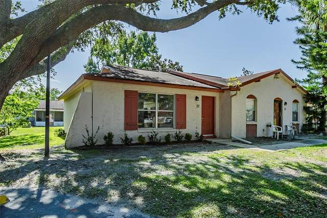 32 W Marbrisa Way, Kissimmee, FL 34743 (MLS #C7449302) :: Your Florida House Team